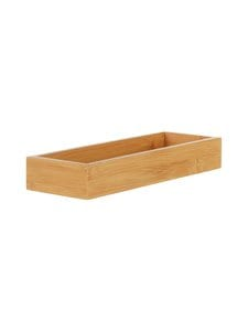 Casa Stockmann - Alfa Bamboo -laatikko 27 x 9,5 x 4 cm - BAMBOO | Stockmann