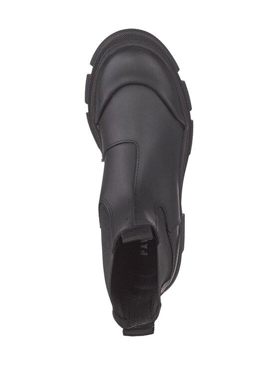 PAVEMENT - Wave Rubber Chelsea Boot -kumisaappaat - 020 BLACK   Stockmann - photo 2