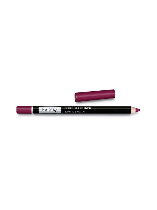 Isadora - Perfect Lipliner -huultenrajauskynä - 229 GRAPE NECTAR | Stockmann - photo 1