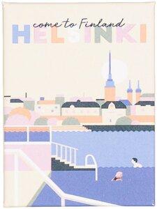 Come to Finland - CTF Come to Helsinki -magneetti - MULITCOLOURED | Stockmann
