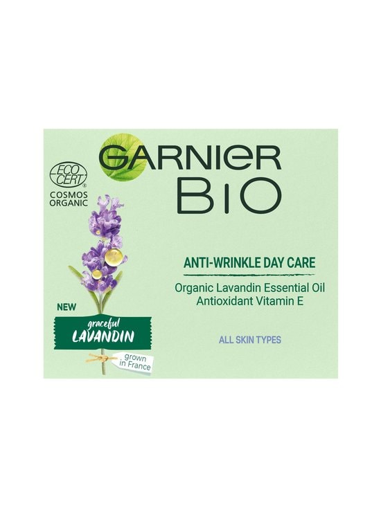 Garnier Bio - Anti-Wrinkle Day Care -kasvovoide 50 ml - NOCOL | Stockmann - photo 2
