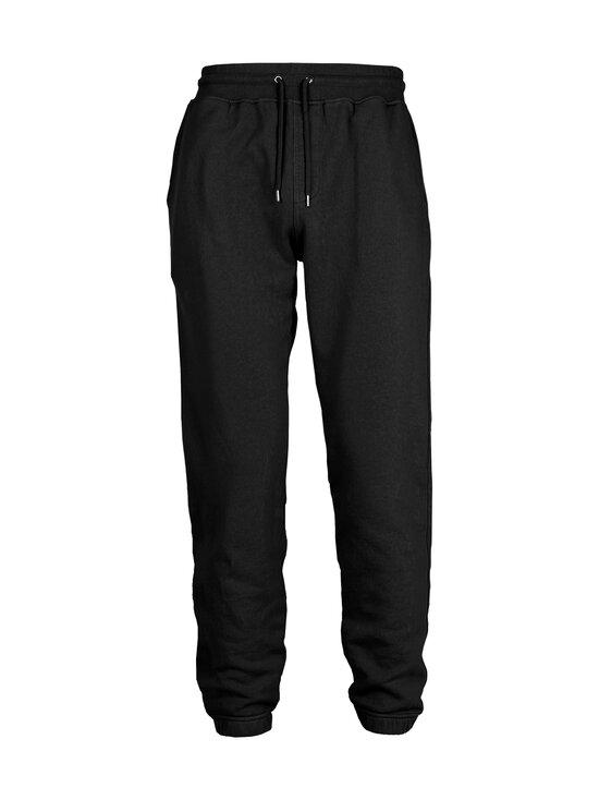 Colorful Standard - Classic Organic Sweatpants -collegehousut - DEEP BLACK | Stockmann - photo 1