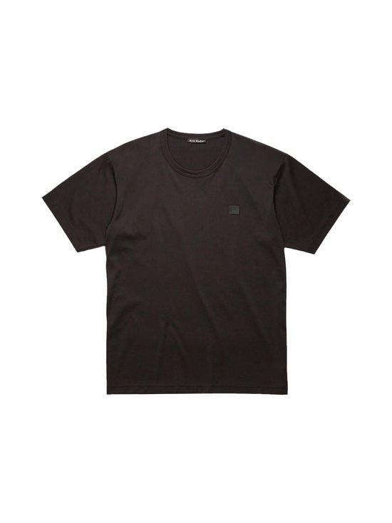 Acne Studios - Nash Face T-Shirt -paita - 900 BLACK | Stockmann - photo 1