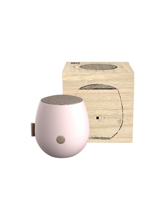 Kreafunk - aJAZZ Bluetooth -kaiutin - DUSTY PINK | Stockmann - photo 3