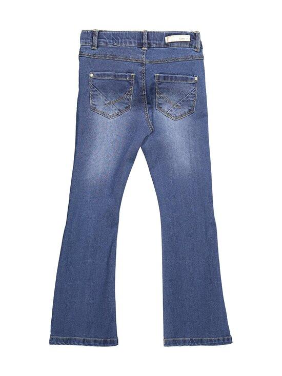Name It - NKFPOLLY BOOTC PANT -farkut - DARK BLUE DENIM   Stockmann - photo 2