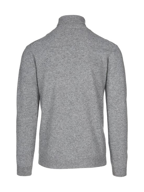 Oscar Jacobson - Salim-neule - 150 LIGHT GREY | Stockmann - photo 2