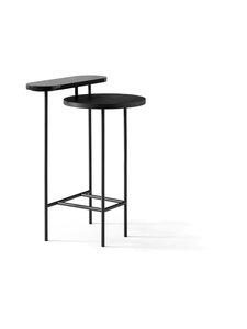 &tradition - Palette JH26 -sivupöytä - BLACK / NERO MARQUINA | Stockmann