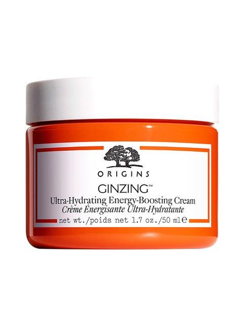 GinZing Ultra-Hydrating Energy-Boosting Cream -voide 50 ml