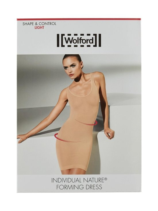 Wolford - Individual Nature Forming Dress -muotoileva alusmekko - NUDE | Stockmann - photo 1