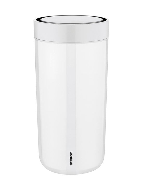 Stelton - To Go Click -termosmuki 0,4 l - STEEL CHALK | Stockmann - photo 1