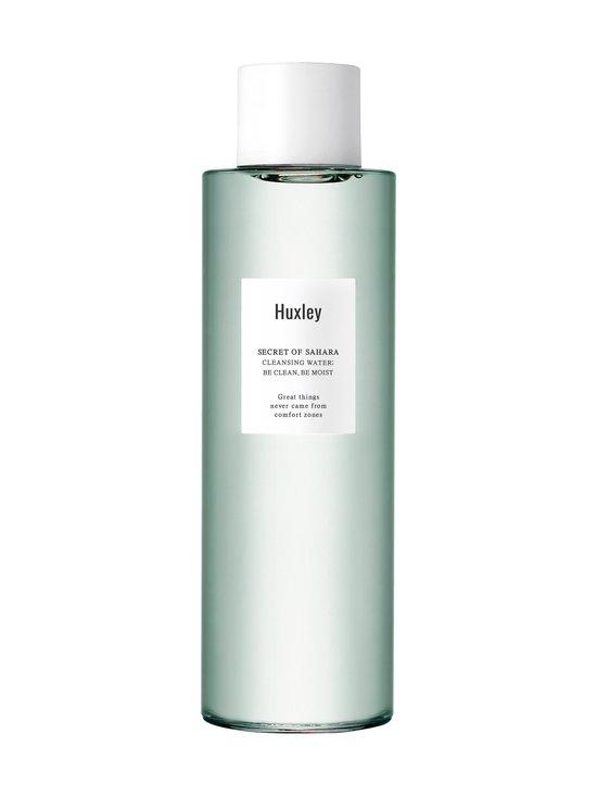 Huxley - Cleansing Water Be Clean, Be Moist -puhdistusvesi 200 ml - NOCOL | Stockmann - photo 1