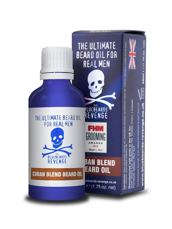 Bluebeards Revenge - Cuban Beard Oil -partaöljy 50 ml - NOCOL | Stockmann - photo 1