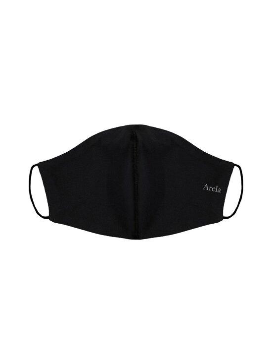 ARELA - Face Mask -kangasmaski - BLACK | Stockmann - photo 1