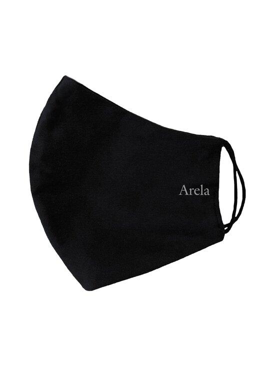 ARELA - Face Mask -kangasmaski - BLACK | Stockmann - photo 2