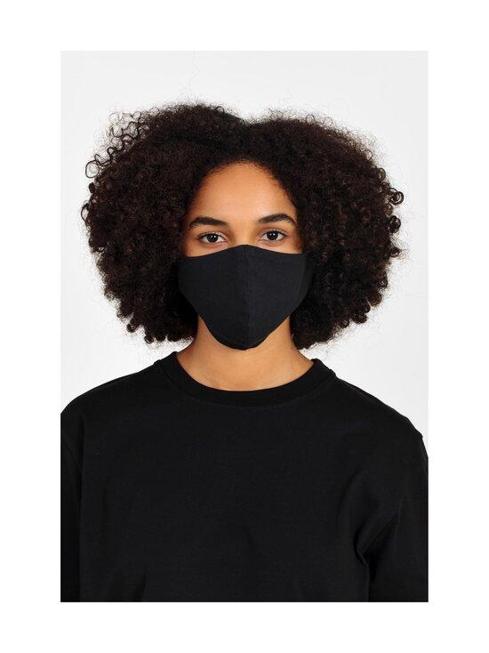 ARELA - Face Mask -kangasmaski - BLACK | Stockmann - photo 3