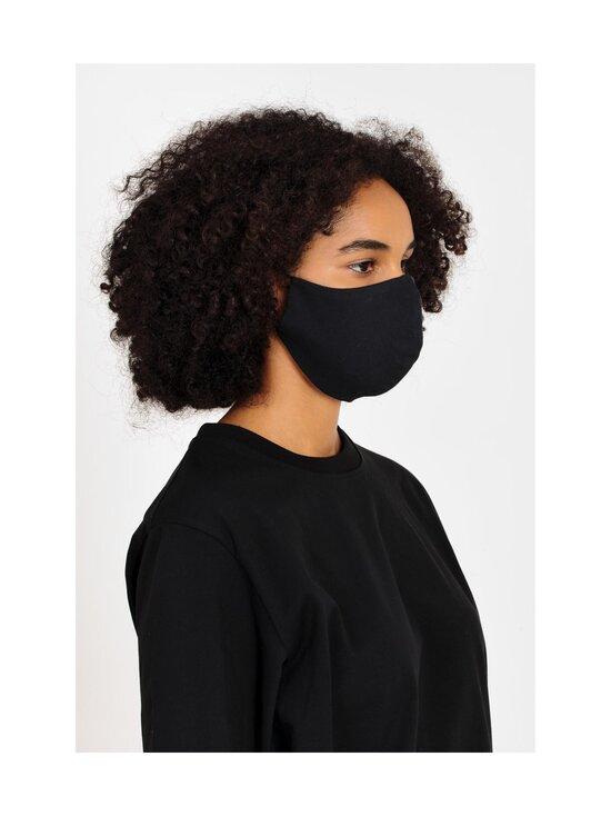 ARELA - Face Mask -kangasmaski - BLACK | Stockmann - photo 4