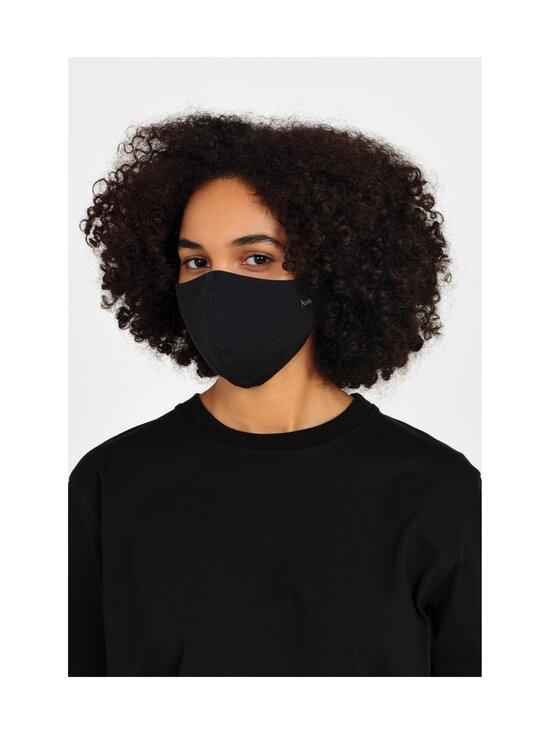 ARELA - Face Mask -kangasmaski - BLACK | Stockmann - photo 5