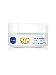 NIVEA - Q10 POWER Anti-Wrinkle + Pore Refine Day Cream -päivävoide 50 ml   Stockmann