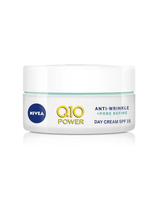 NIVEA - Q10 POWER Anti-Wrinkle + Pore Refine Day Cream -päivävoide 50 ml - null | Stockmann - photo 1