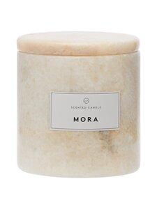 Blomus - Frable Scented Marble Candle -tuoksukynttilä - MORA MOONBEAM | Stockmann