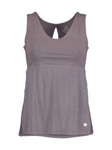 Deha - Peplum Tank Top -toppi - 35020 PURPLE GREY | Stockmann