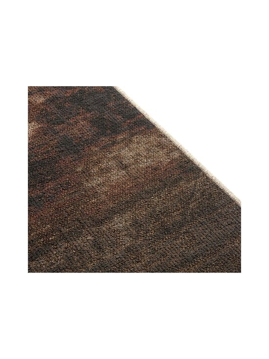 Muubs - Rug Surface -matto 200 x 300 cm - BLACK/BROWN/BURNED PATTERN | Stockmann - photo 2
