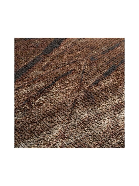 Muubs - Rug Surface -matto 200 x 300 cm - BLACK/BROWN/BURNED PATTERN | Stockmann - photo 3