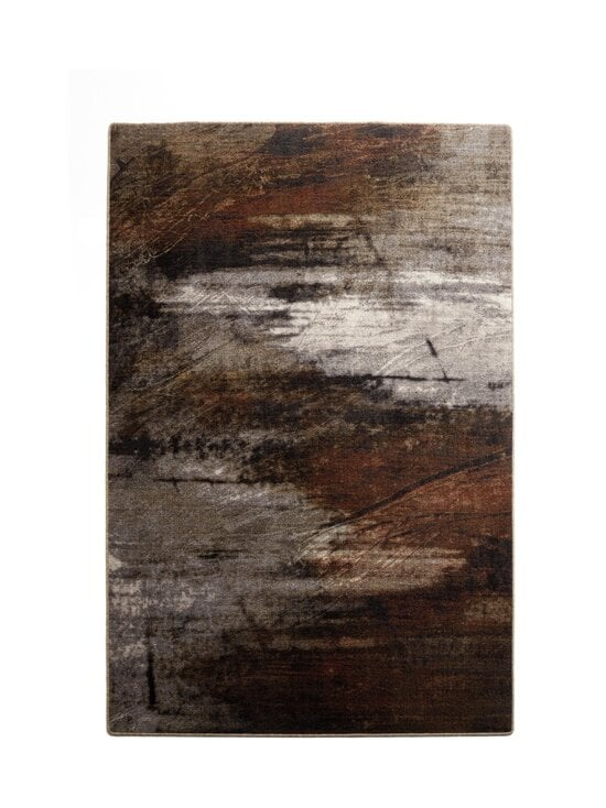 Muubs - Rug Surface -matto 200 x 300 cm - BLACK/BROWN/BURNED PATTERN | Stockmann - photo 4