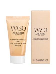 Shiseido - WASO Clear Mega-Hydrating Cream -päivävoide 30 ml - null | Stockmann