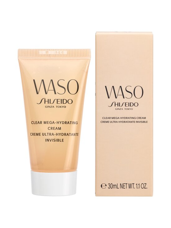 Shiseido - WASO Clear Mega-Hydrating Cream -päivävoide 30 ml - VAR_1 | Stockmann - photo 1