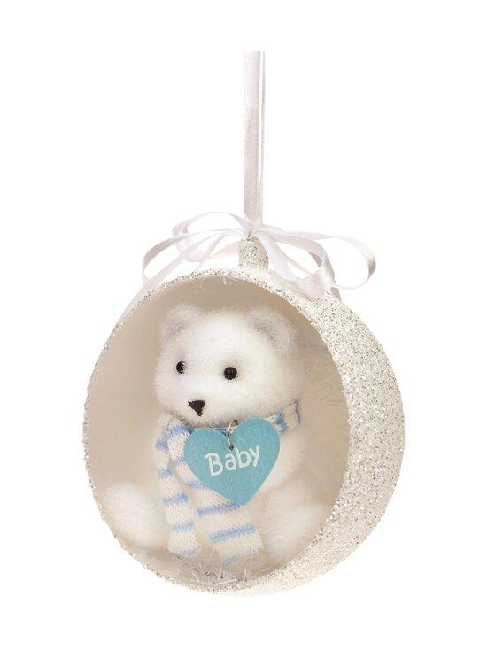 Weiste - Teddy-joulupallo - WHITE | Stockmann - photo 1