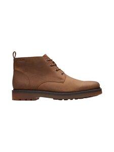 Clarks - Ankle boot Chard -nilkkurit - DARK TAN   Stockmann