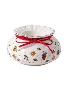 Villeroy & Boch - Toy's Delight Decoration Tea Light Holder Jar -kynttilälyhty - VALKOINEN/PUNAINEN   Stockmann
