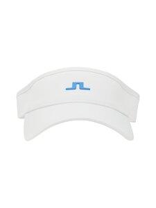 J.Lindeberg - Yaden Golf Visor -aurinkolippa - 0000 WHITE   Stockmann