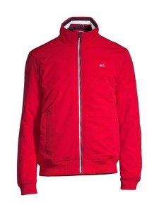 Tommy Jeans - Essential Padded Jacket -takki - XNL DEEP CRIMSON | Stockmann