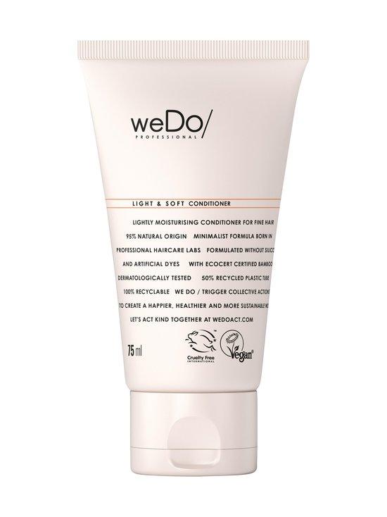 Wedo - Light & Soft Conditioner -hoitoaine 75 ml - NOCOL   Stockmann - photo 1