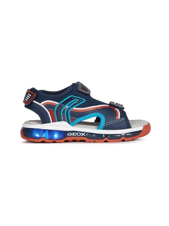 Geox - Android Boy -sandaalit - C0735 NAVY RED | Stockmann - photo 1