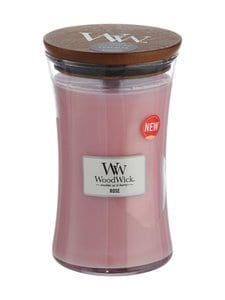 Woodwick - Rose-tuoksukynttilä 18 cm - ROSE | Stockmann