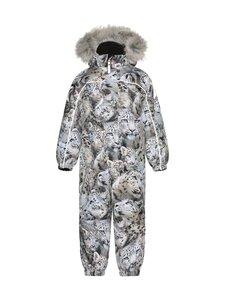 Molo - Polaris Fur -ulkoiluhaalari - 6348 SNOWY LEOPARDS | Stockmann