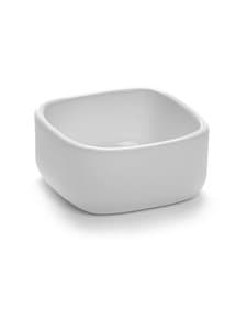Serax - Heii Bowl Square -kulho 6 x 6 cm - WHITE | Stockmann
