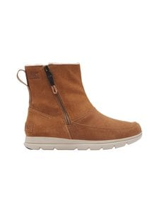 Sorel - Explorer Zip -talvikengät - CAMEL BROWN | Stockmann