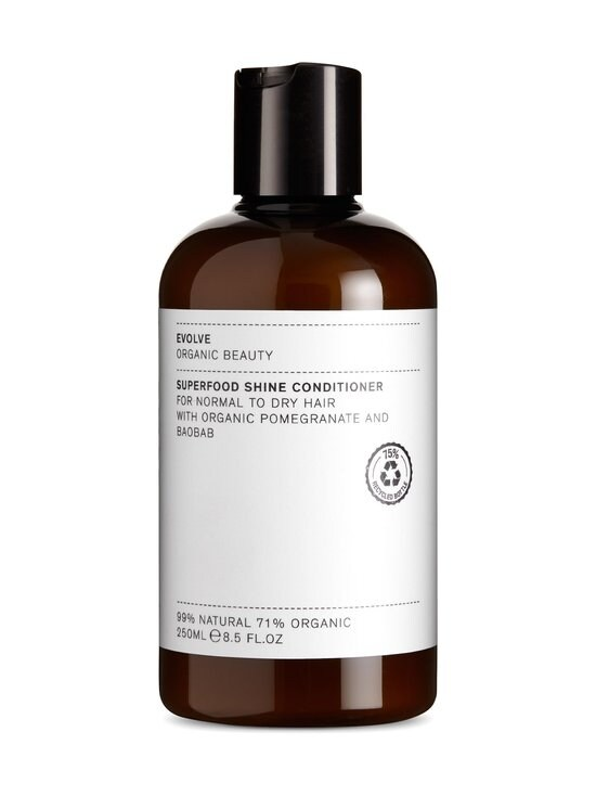 Evolve - Superfood Shine Conditioner -hoitoaine 250 ml - NOCOL | Stockmann - photo 1