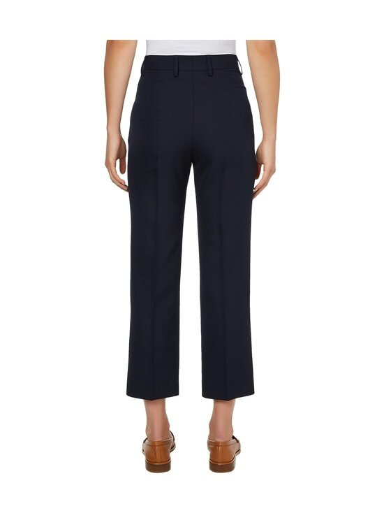 Tommy Hilfiger Collection - HCW CROPPED TAILORED PANT -housut - DY4 YALE NAVY | Stockmann - photo 3