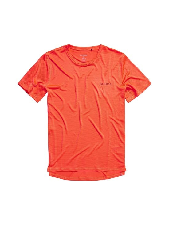 Superdry Sport - Training Active Tee -treenipaita - 3HR NEON RED | Stockmann - photo 1