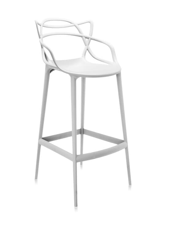Kartell - Masters-baarituoli 65 cm - WHITE | Stockmann - photo 1