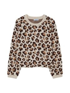 Mayoral - Leopard-neule - NATURAL 27 | Stockmann