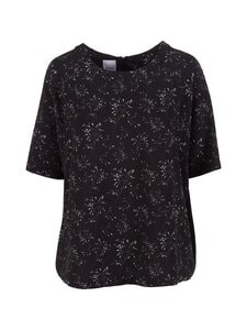 Makia - Meadow Shirt -pusero - BLACK HAY | Stockmann