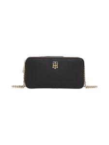 Tommy Hilfiger - Th City Mini Crossover -laukku - BDS BLACK | Stockmann