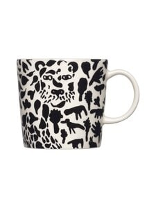 Iittala - Oiva Toikka Collection Cheetah -muki 0,3 l - WHITE, BLACK | Stockmann