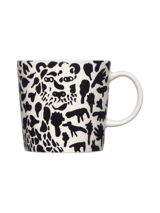 Iittala - Oiva Toikka Collection Cheetah -muki 0,3 l - WHITE, BLACK | Stockmann - photo 1